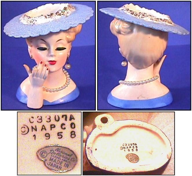 Vintage Head Vases